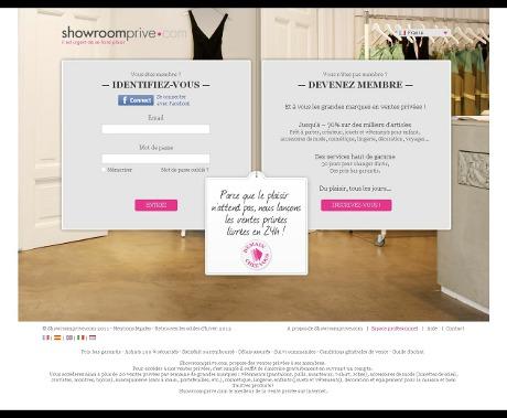 showroomprive.com - Vente privée enfants et bébé