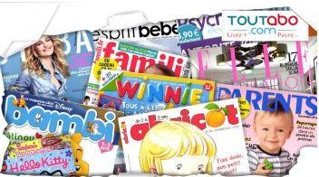 Vente privée abonnement magazine octobre 2012 sur couffin-prive.com