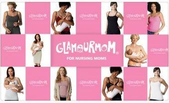 Vente privée vêtements allaitement Glamourmom novembre 2012 sur couffin-prive.com