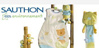 vente privée bebe Sauthon janvier 2013 sur bebeboutik.com