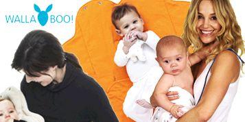 vente privée bebe accessoires sorties wallaboo janvier 2013 sur bebeboutik.com