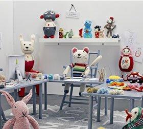 vente privée jouets doudous Anne Claire Petit mars 2013 sur so-small.com