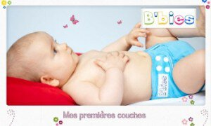 Vente privée couches lavables Bbies mars 2013 sur couffin-prive.com