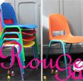 Vente privée chaises Rouge garden mars 2012 sur cabane-chic.com