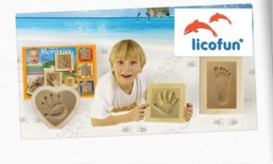 Vente privée cadeaux naissance Licofun avril 2013 sur couffin privé