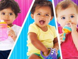 Vente privée bébé repas Nuby sur bebeboutik