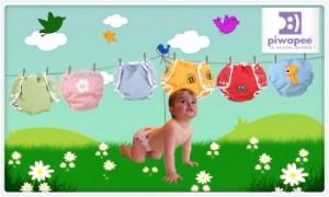 Vente privée couches lavables Piwapee mai 2013 sur couffin privé