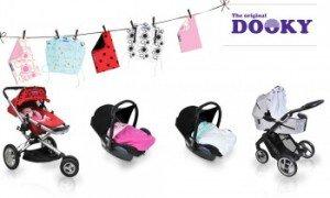 Vente privée accessoires poussettes Dooky avril 2013 sur couffin privé
