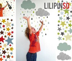 vente privée stickers Lilipinso avril 2013 sur bebeboutik