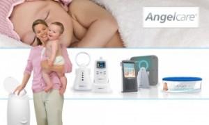 Vente privée babyphone AngelCare juin 2013 sur couffin privé
