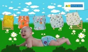 Vente privée couches lavables Mother-Ease juin 2013 sur couffin privé