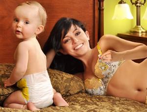 Vente privée lingerie maternité Benefit sur bebeboutik.com