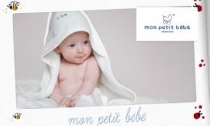 Vente privée vêtements Mon Petit Bébé juin 2013 sur couffin privé