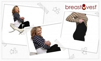 Vente privée Breastvest mai 2013 sur couffin privé