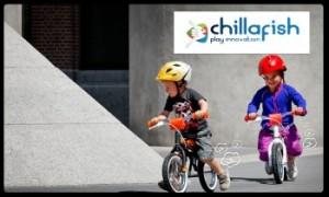 Vente privée tricycles Chillafish mai 2013 sur couffin privé