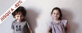 Vente privée Emile et Ida vêtements bébé mai 2013 sur cabane chic