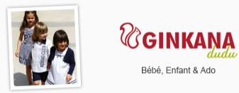 Vente privée vêtements Ginkana mai 2013 sur showroom prive