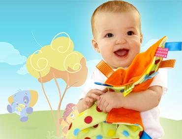 Vente privée jeux d'éveil Kids ii mai 2013 sur bebeboutik