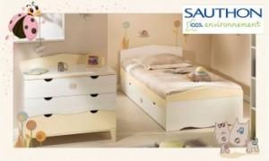 Vente privée Sauthon chambre bébé mai 2013 sur couffin privé