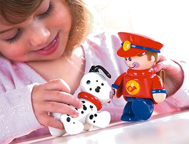 Vente privée jouets Tolo mai 2013 sur bebeboutik