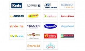 Vente privée chaussures multimarques juin 2013 sur couffin privé