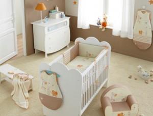 Vente privée chambre Babycalin juin 2013 sur bebeboutik.com