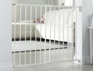Vente privée Lindam barrières sécurité juin 2013 sur bebeboutik.com