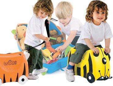 Vente priv e valises enfants trunky sur ventes priv es b b - Vente privee enfants ...