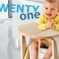 Vente privée chaises hautes combelle septembre 2013 sur bebeboutik.com