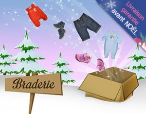 Vente privée braderie bebe sur bebeboutik.com