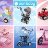 Sun baby porteurs tricycles
