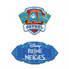 Paw Patrol Reine des Neiges