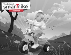 Tricycle evolutif Smartrike