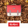 trousse cartable kickers