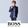vetements hugo boss