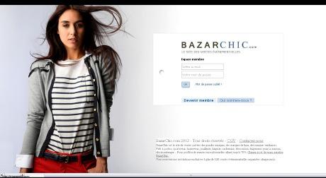 BazarChic.com - Vente privée enfants et maman