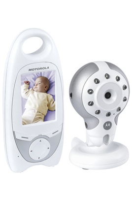 Darty promotion babyphone MOTOROLA MBP 30 BLANC