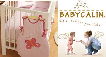 Vente privée accessoire chambre babycalin octobre 2012 chez Bebeboutik