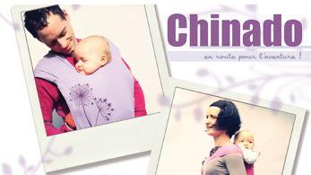 Vente privée porte bébé Chinado octobre 2012