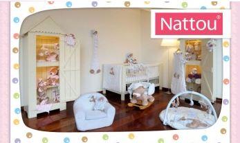Ventes privées accessoires bébé Nattou octobre 2012 sur couffin privé