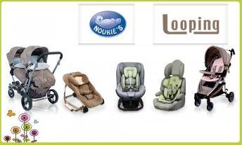 Vente privée Nookies et Looping octobre 2012 sur couffin-prive.com