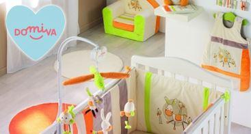 vente privée décoration chambre Domiva janvier 2013 sur bebeboutik.com