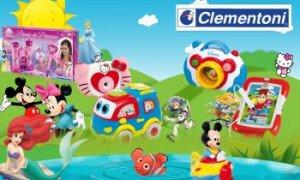 Vente privée jeux et jouets disney Clementoni mars 2013 sur couffin-prive.com
