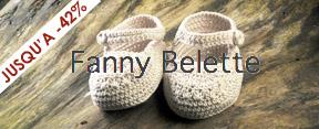 Vente privée Fanny Belette mars 2012 sur cabane-chic.com