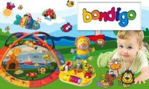 Vente privée jeux d'eveil Bondigo avril 2013 sur couffin-prive