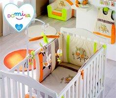 vente privée bébé puériculture Domiva sur bebeboutik