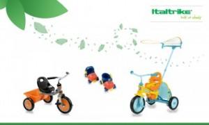 Vente privée tricycles Italtrike mai 2013 sur couffin privé