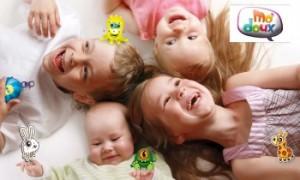 Vente privée bébé Mo doux avril 2013 sur couffin privé