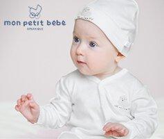 vente privée vêtements Mon Petit Bébé avril 2013 sur bebeboutik.com
