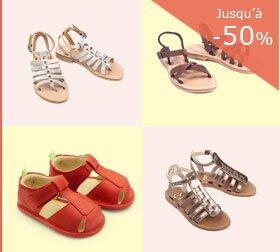 vente privée spéciale sandales avril 2013 sur so small